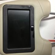 volvo xc90 headrest monitor