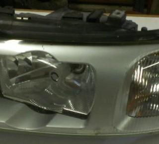 volvo s60r headlight xenon left complete w/bulb w/ballast w/wiper motor | volvoproject.com