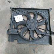 volvo xc90 radiator fan